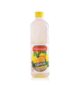 fruitomans lemon squash