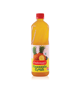 Fruitomans Pineapple Crush