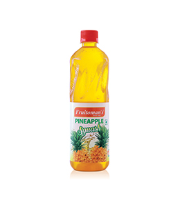 fruitomans pineapple squash