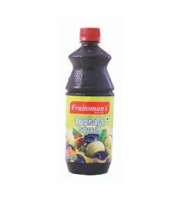 fruitomans triphala squash