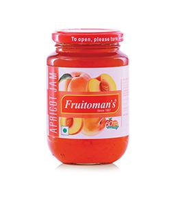 fruitomans apricot jam