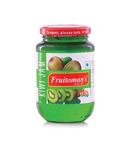 fruitomans kiwi jam