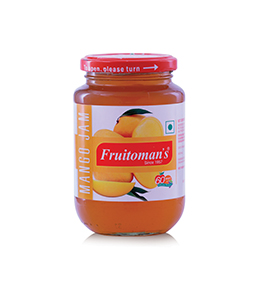 fruitomans mango jam