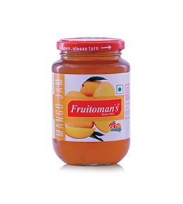 fruitomans mango jam
