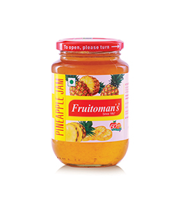 fruitomans pineapple jam