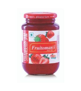 fruitomans strawberry Jam