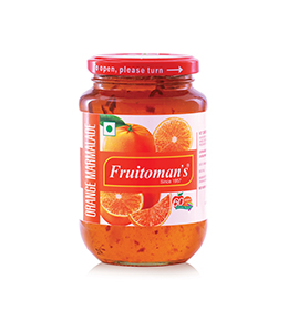 frutiomans orange marmalade