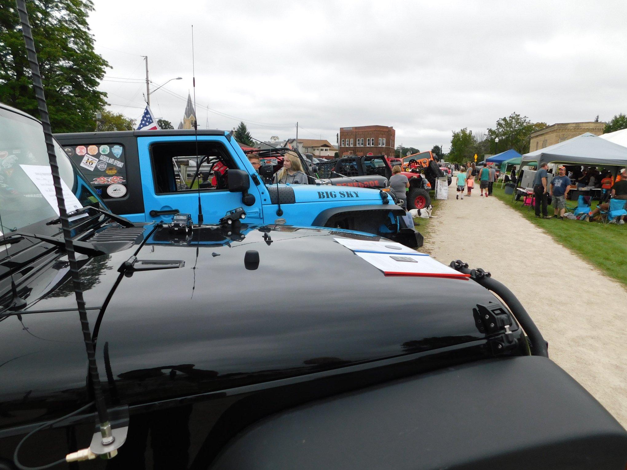 2019 Kewaskum Car Show