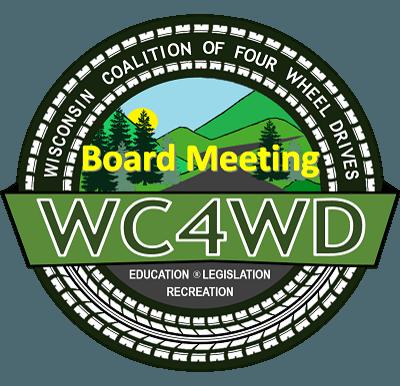 Dec 2021 – WC4WD BOD Meeting