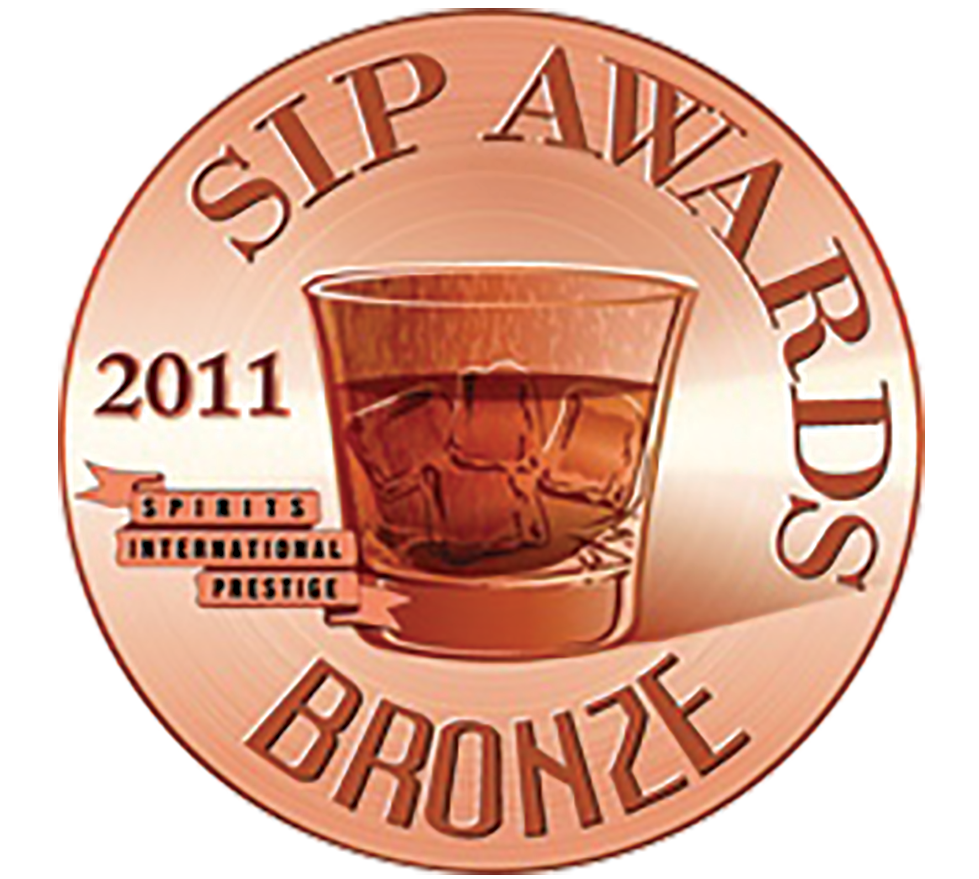 2011 SIP Awards Bronze Medal