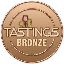Tastings Award - Bronze Medal