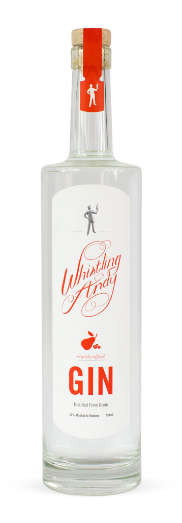 Pink Peppercorn Pear Gin Bottle Image
