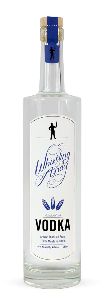 Vodka Bottle Image