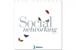 Social Networking Calendar