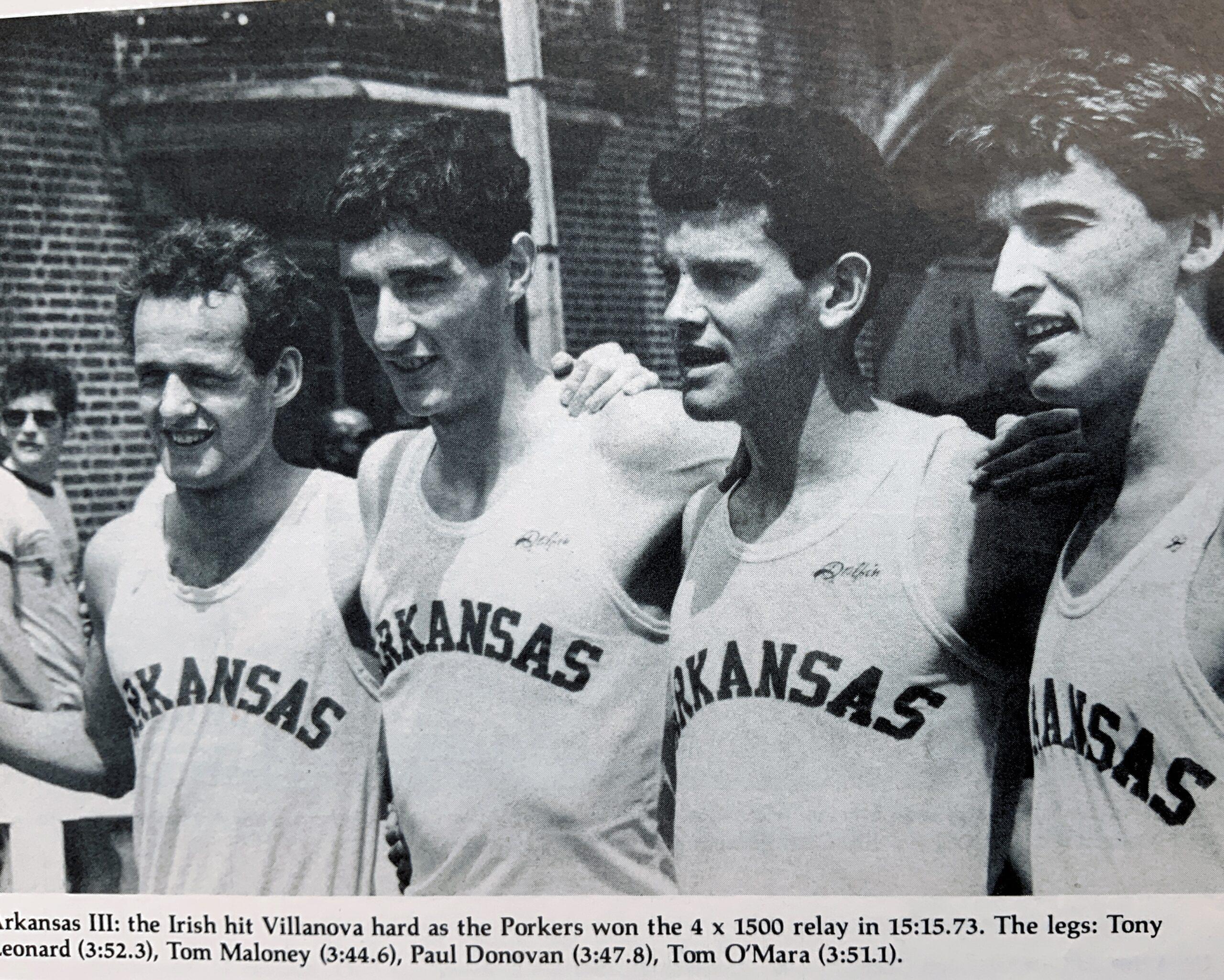 1983 - 4 x 1500