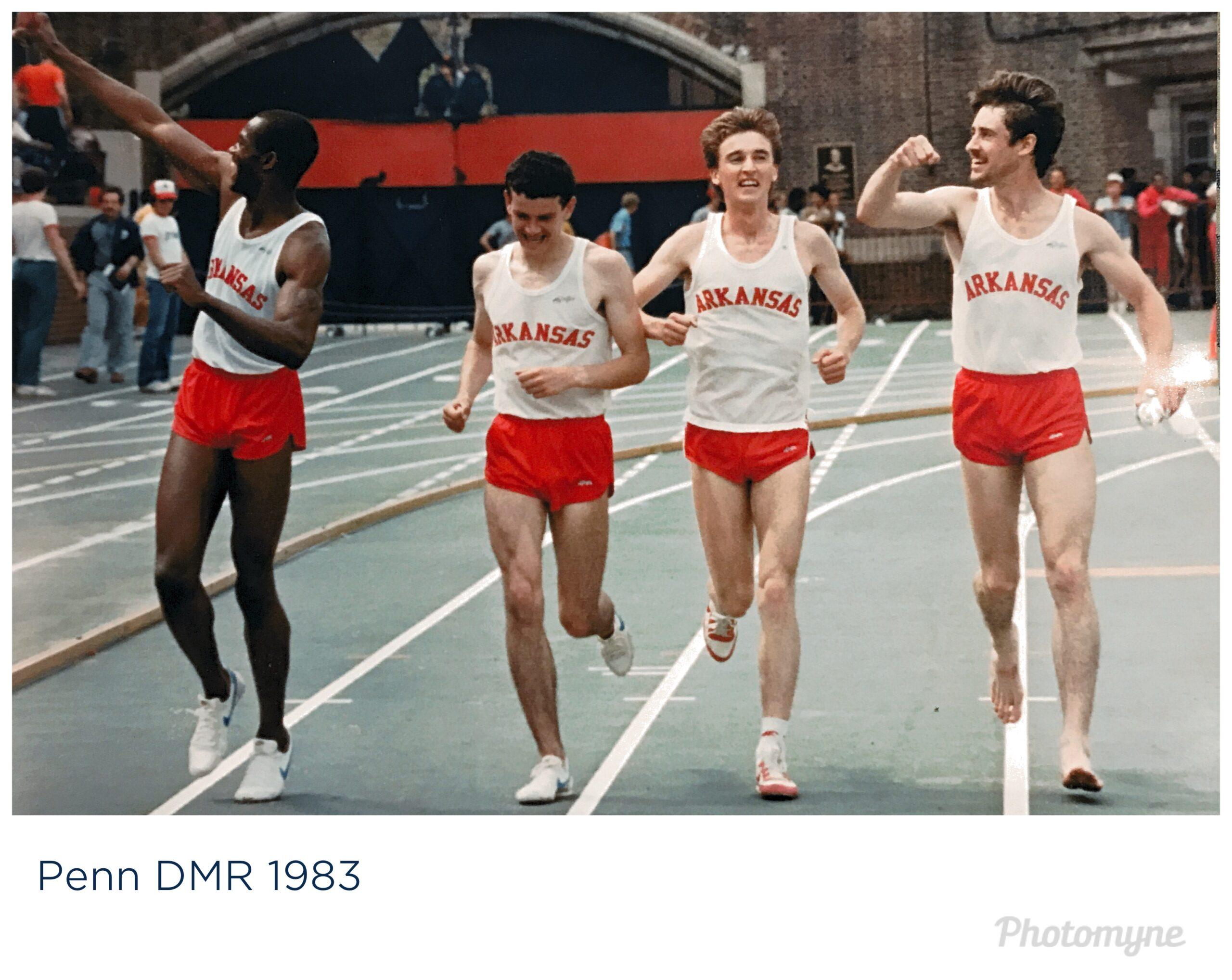 1983  DMR - First Penn Victory