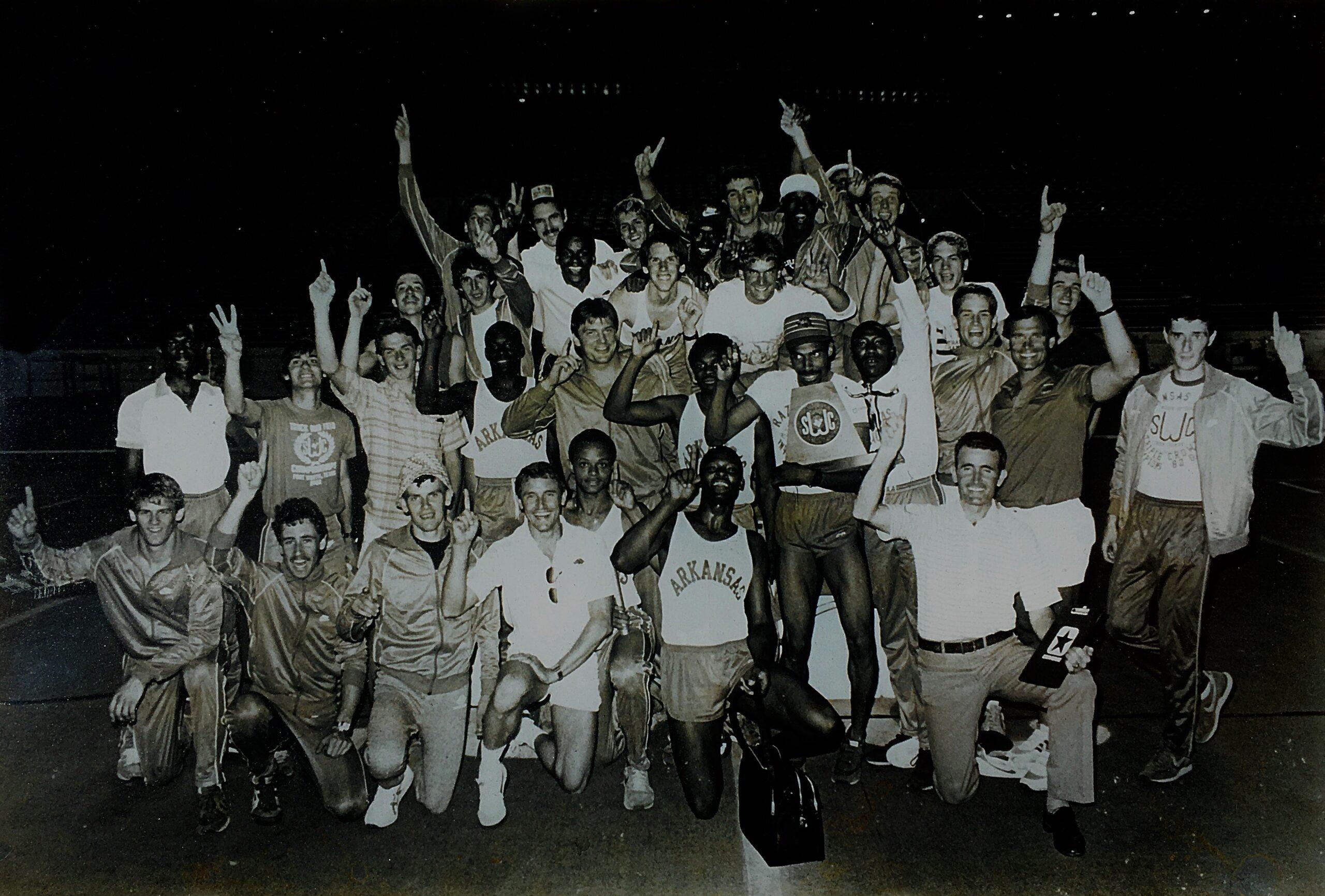 1984 SWC Indoor