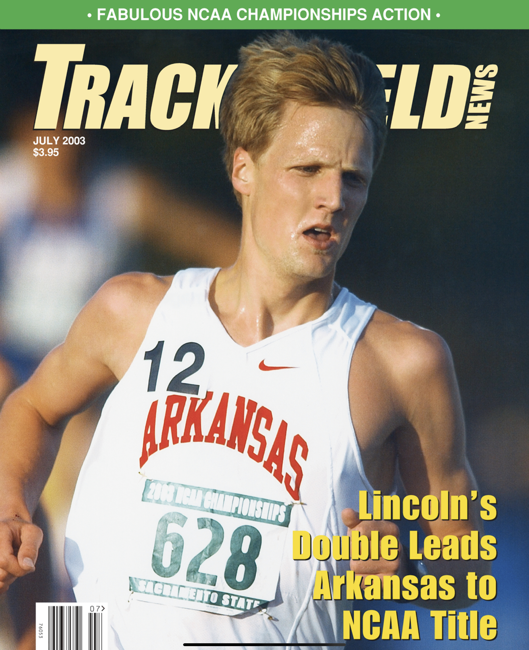 Daniel Lincoln 2003