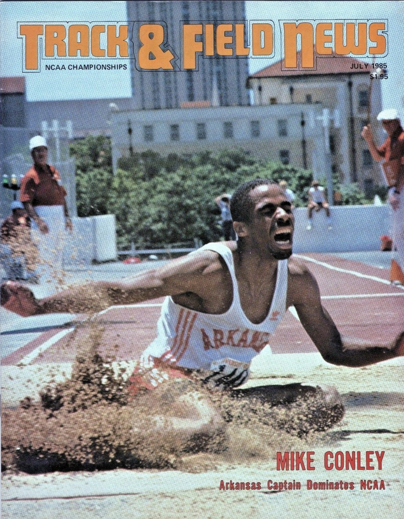 Mike Conley 1985