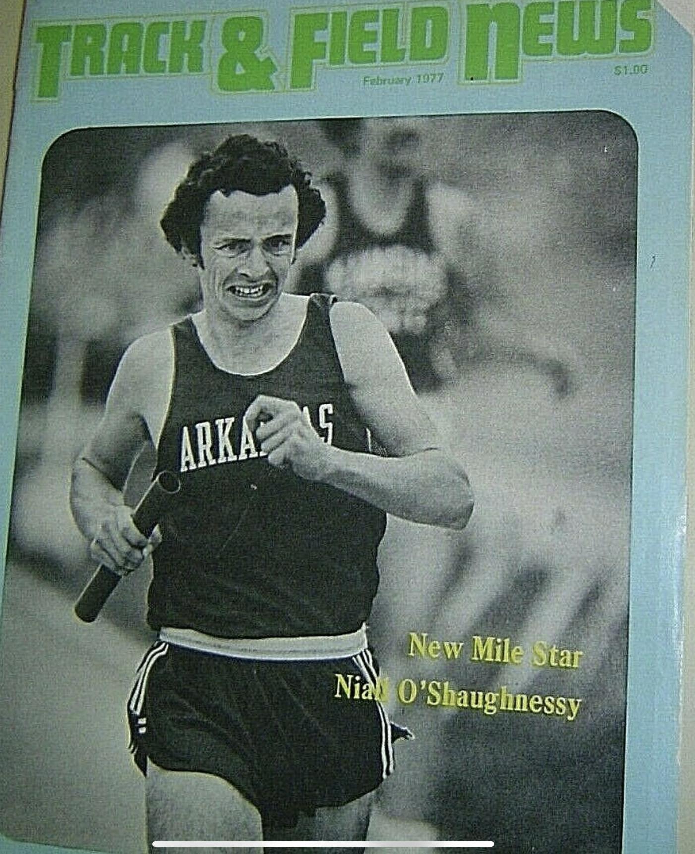 Niall O'Shaughnessy 1977