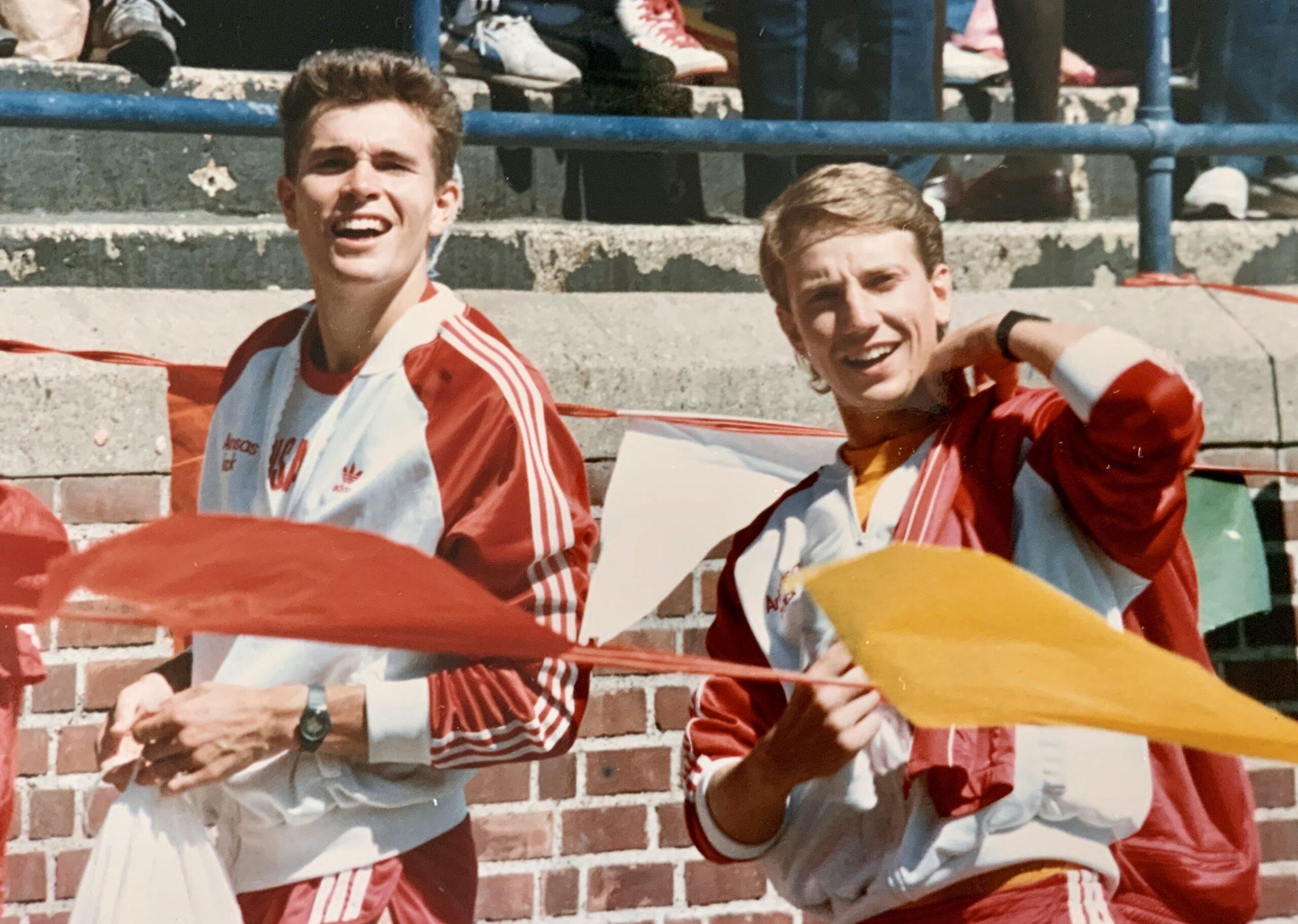 1985 Gary Taylor & David Swain