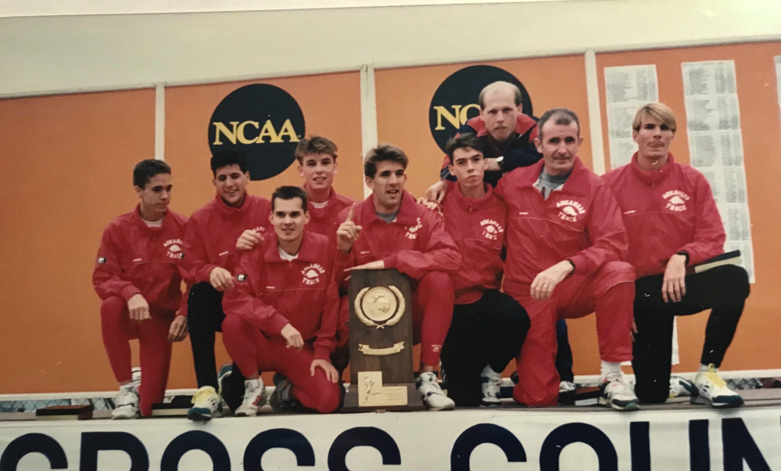 1990 NCAA XC