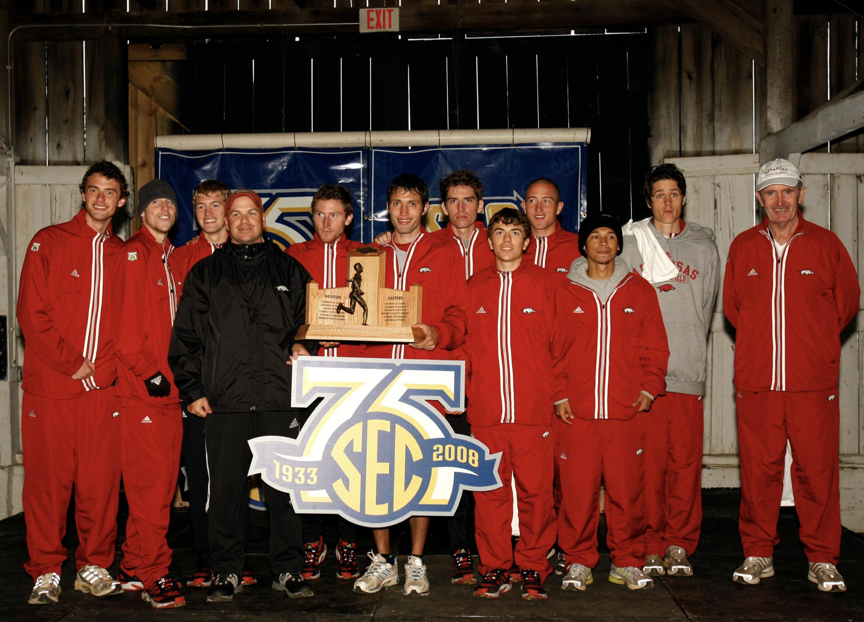 2008 SEC XC Champions
