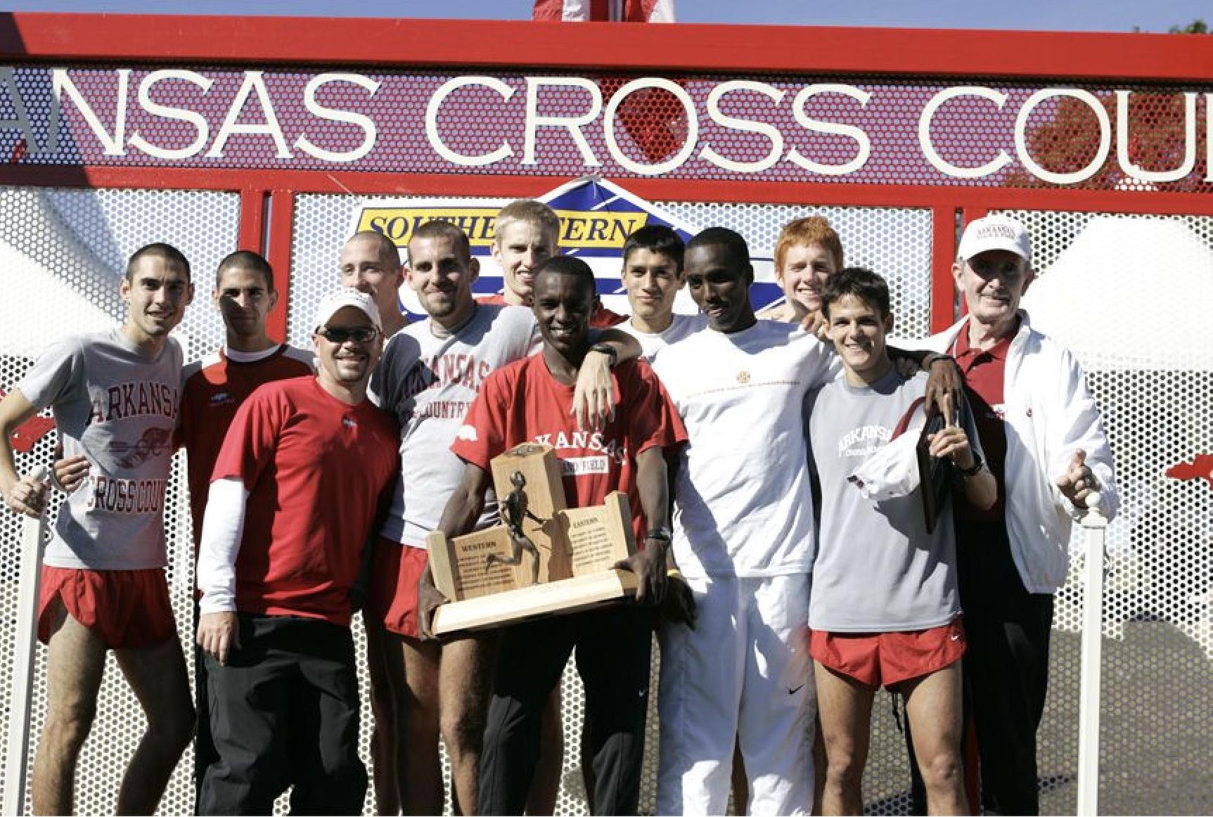 2005 SEC XC Champions