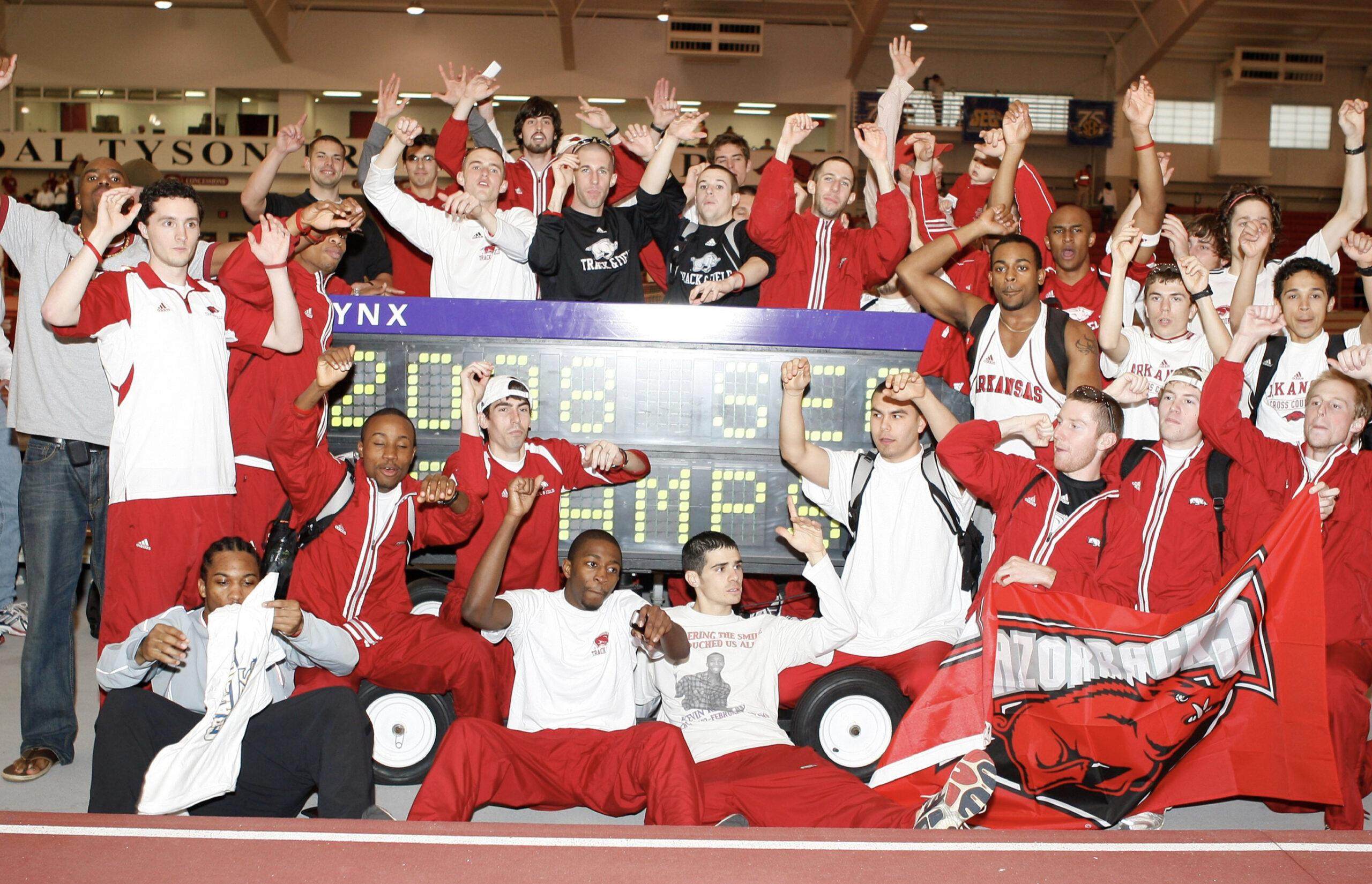 2006 SEC Indoor Champions