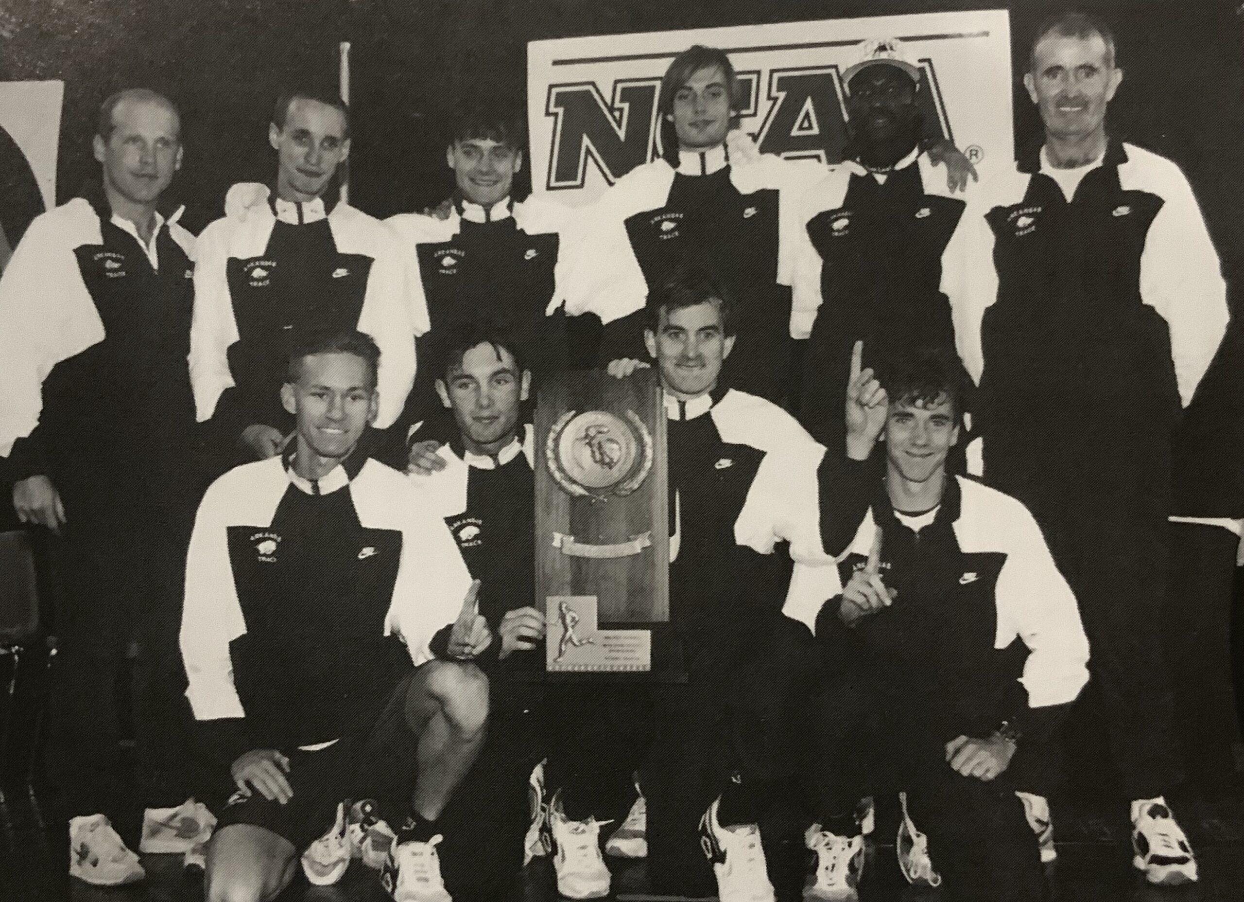 1993 NCAA XC Champions