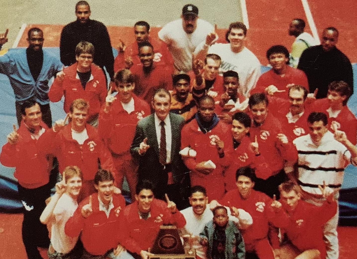 SWC Indoor Champions  (1987, 88 or 90)