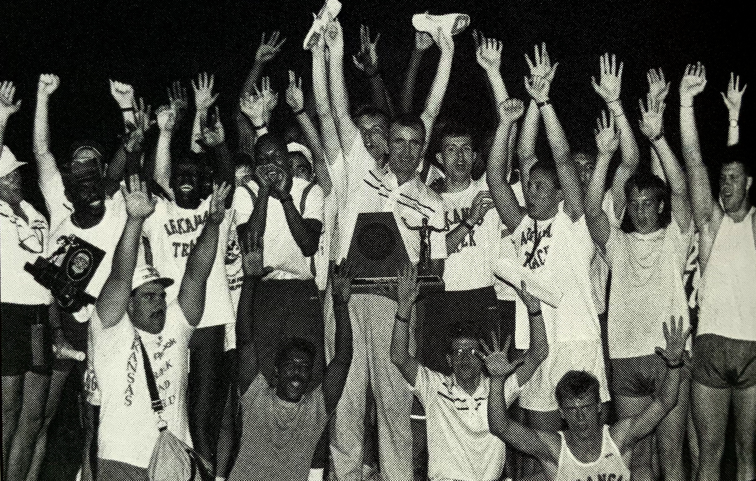 1989 SWC Indoor Champions