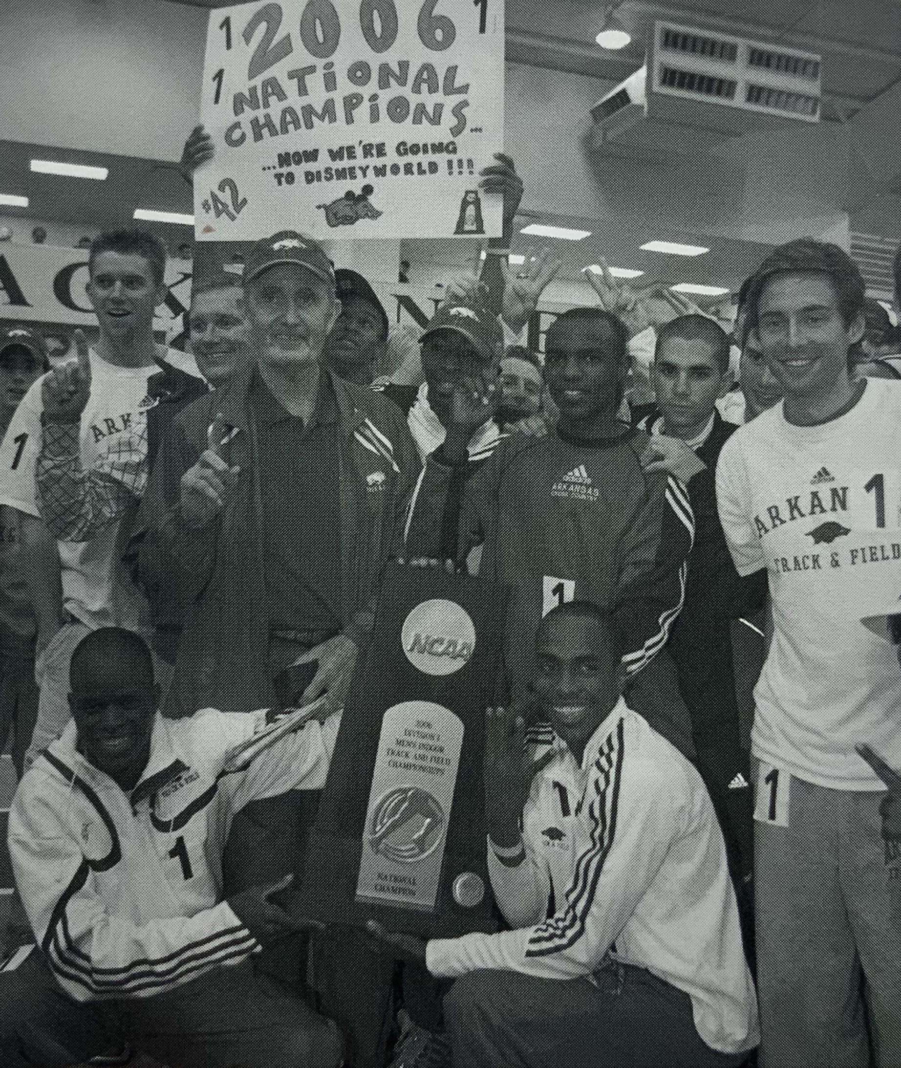 Final Title of the McDonnell Era - 2006 NCAA Indoor Champions