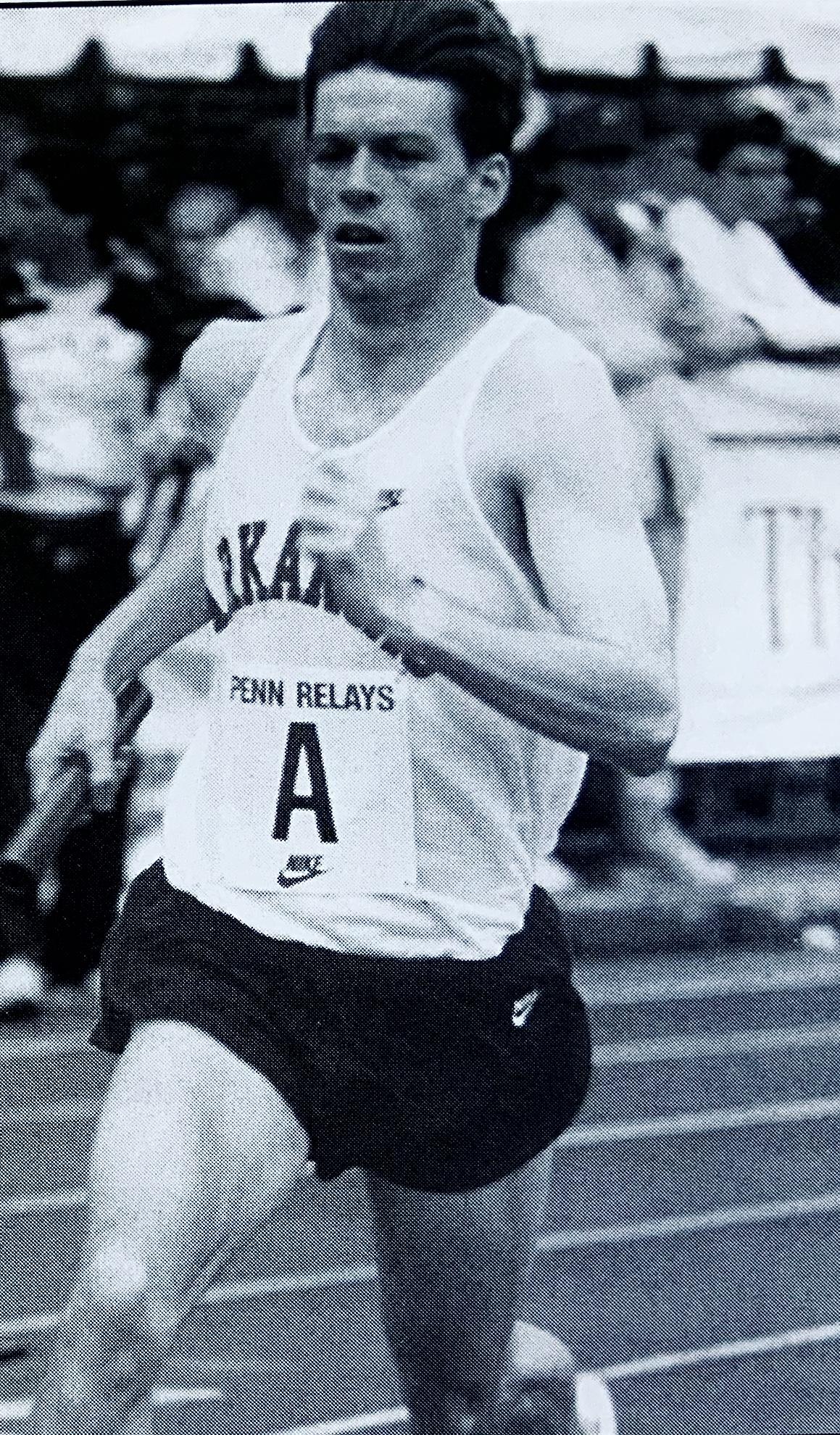 Graham Hood - Outstanding Male Athlete 1994