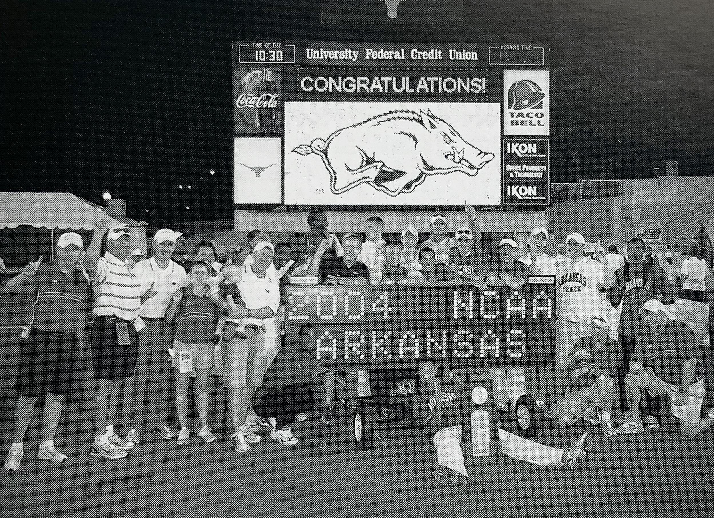 2004 NCAA Outdoors