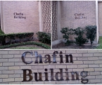 Chafin Building Identification