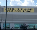 For Lease Banner.