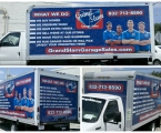 Grandslam Box Truck
