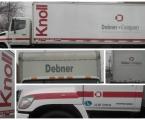 Debner+Company Fleet Truck