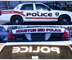HISD Police Crown Vic