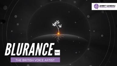 The British Voice Artist - Blurance