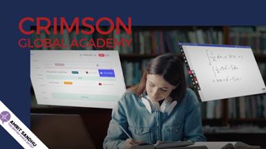 The British Voice Artist - Crimson Global Academy