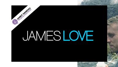 The British Voice Artist - James Love