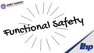 The British Voice Artist - LHP Functional Safety