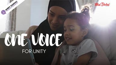 The British Voice Artist - Mai Dubai