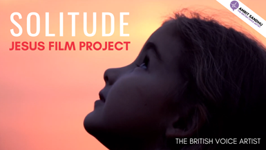 The British Voice Artist - Solitude