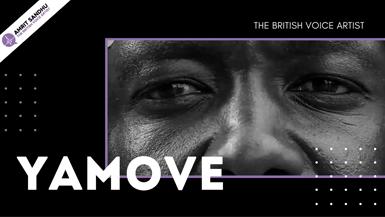 The British Voice Artist - Yamove