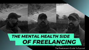 The Mental Health Side of Freelancing