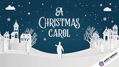 The British Voice Artist - A Christmas Carol