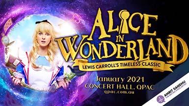 The British Voice Artist - Alice In Wonderland